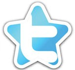 star-twitter-social-media-icons