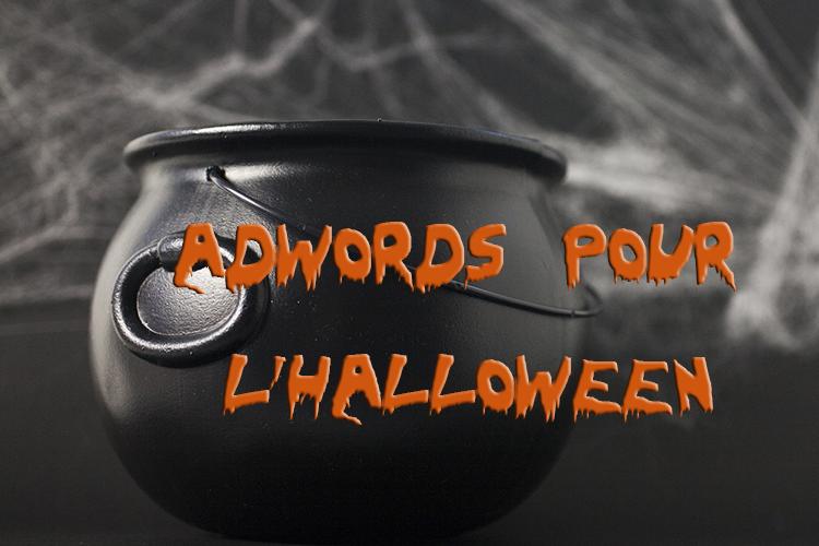 adwords halloween